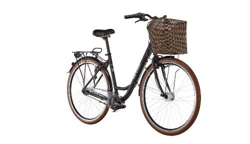Stadsfietsen dames en heren Bikester
