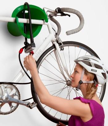 cycloc solo wandhaak fiets