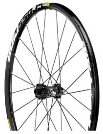 mavic crossride mountainbike wielen