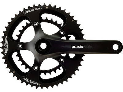 Praxis Works kettingblad met crank bestellen