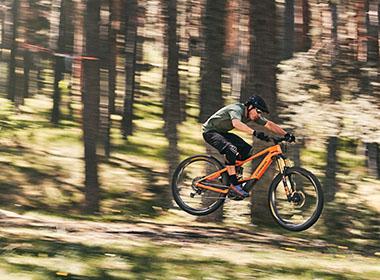 Orbea E-Mountainbikes