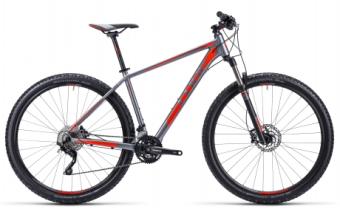 cube attention SL mountainbike